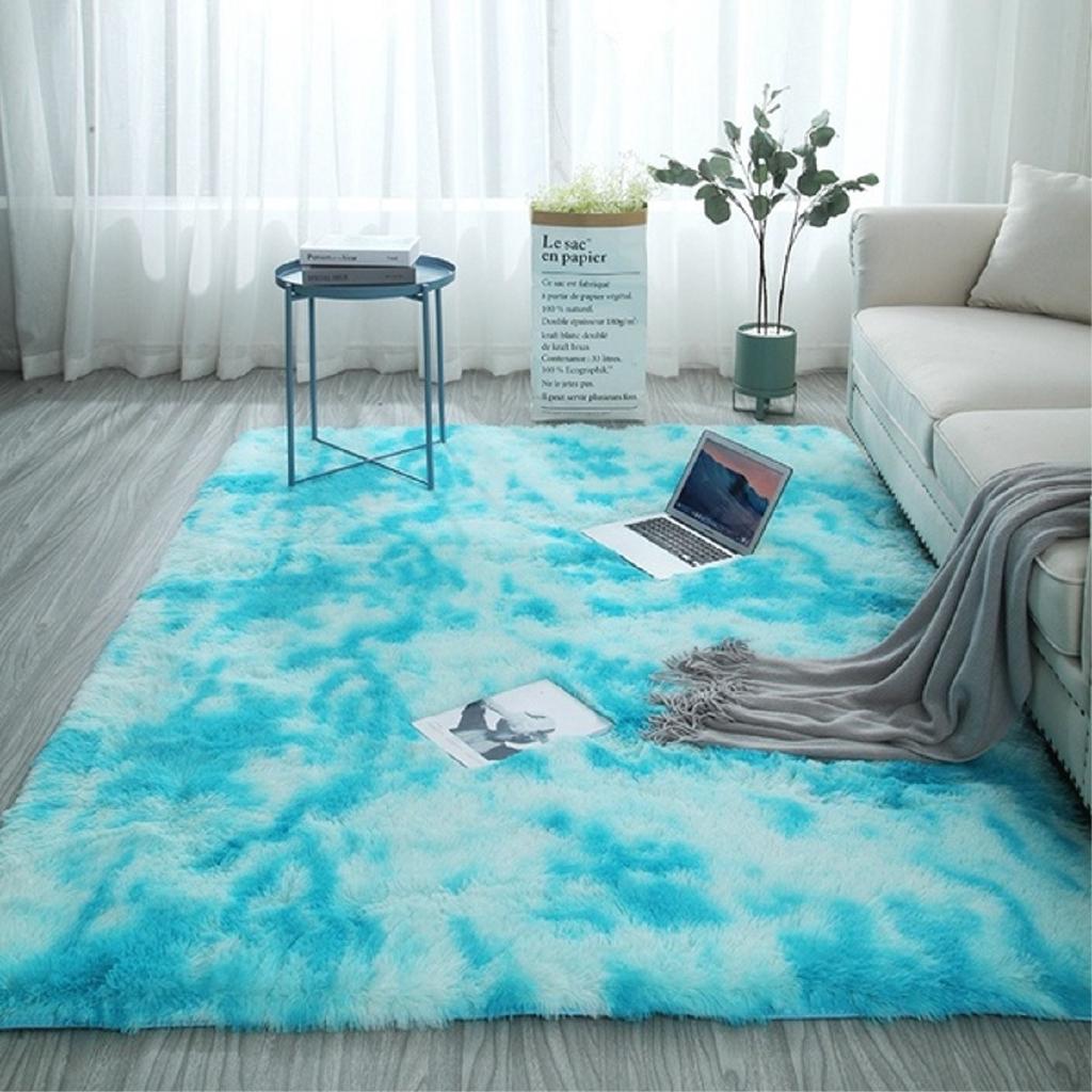Shaggy Rugs Carpet Living Room Bedroom Area Rug Soft Fluffy Large