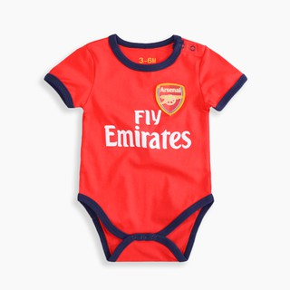 info for 194ca 0c07f Cotton Newborn Baby Romper Arsenal Jersey Infant Football ...