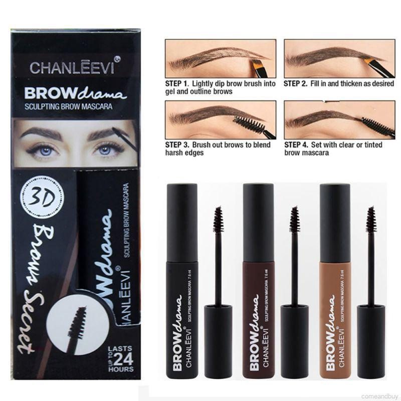 Enhancer Waterproof Eyebrows Mascara
