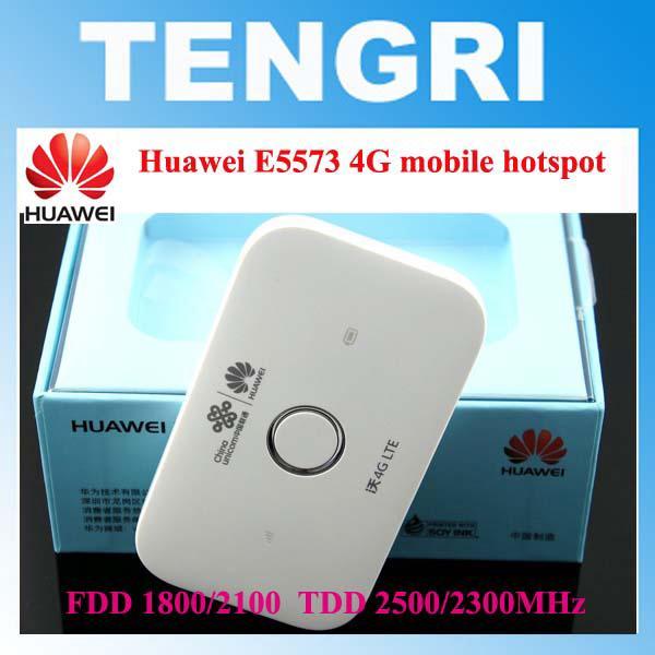 Unlocked Huawei E5573s-856 CAT4 150Mbps 4G LTE FDD TDD
