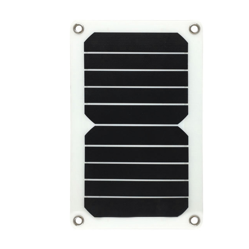 Portable Solar Power Panel Emergency Charger For Mobile Phone Tablet Pad