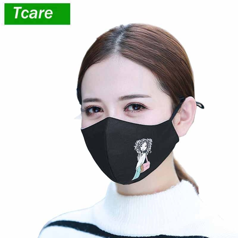 Mouth Respirator - Face Dust Dustproof Washable Anti Anti-bacterial Mask Cover