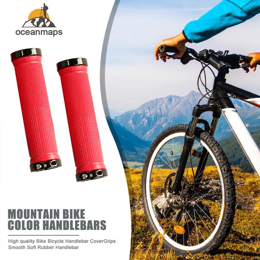 Nonslip MTB Bike Motorcycle Handlebar Soft Sponge Bar Foam Grip Cover Hot Sale