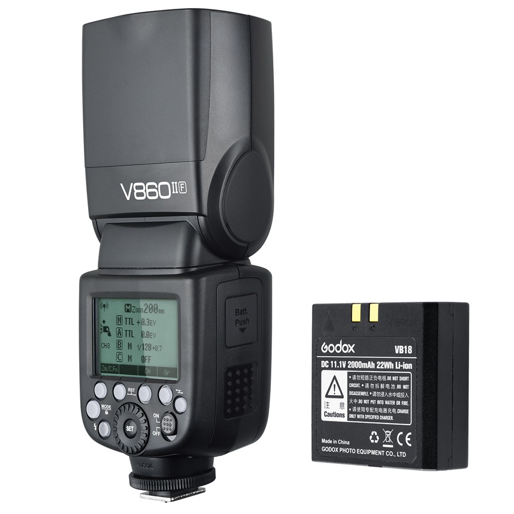 Godox Tt685s Ttl Hss Gn60 1 8000s Flash Speedlite For Sony Camera Untuk A77ii A7r A99 Shopee Singapore