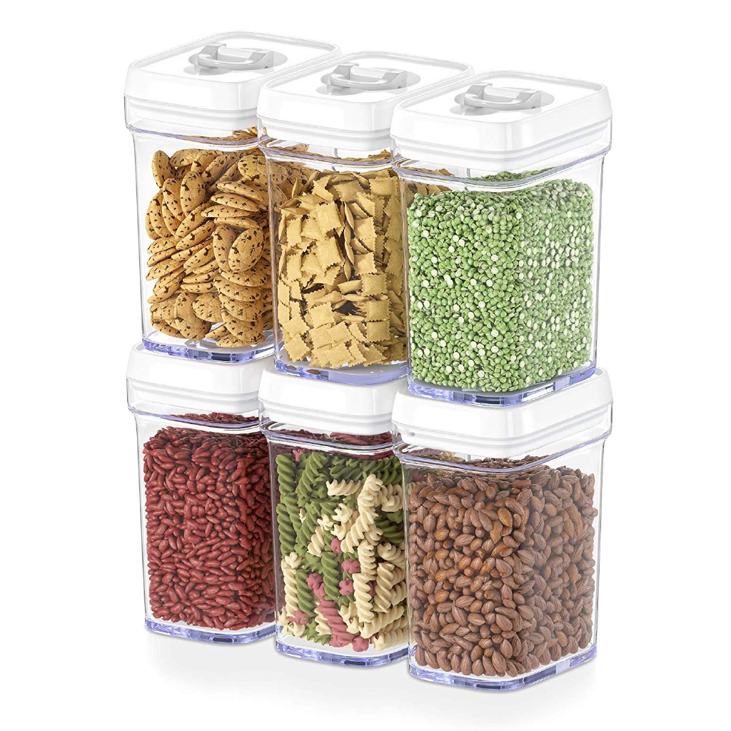 Air Food Storage Containers