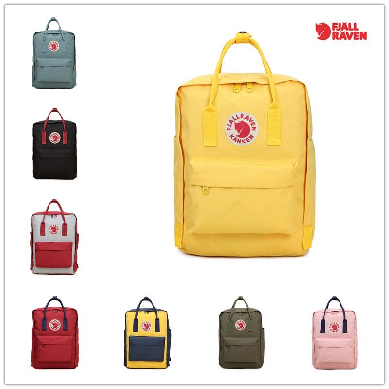 5acfe542e482 Fjallraven Kanken Bag Backpack Shoulder Bag Men Bag Women Bag Travel  Backpack Field Pack -02