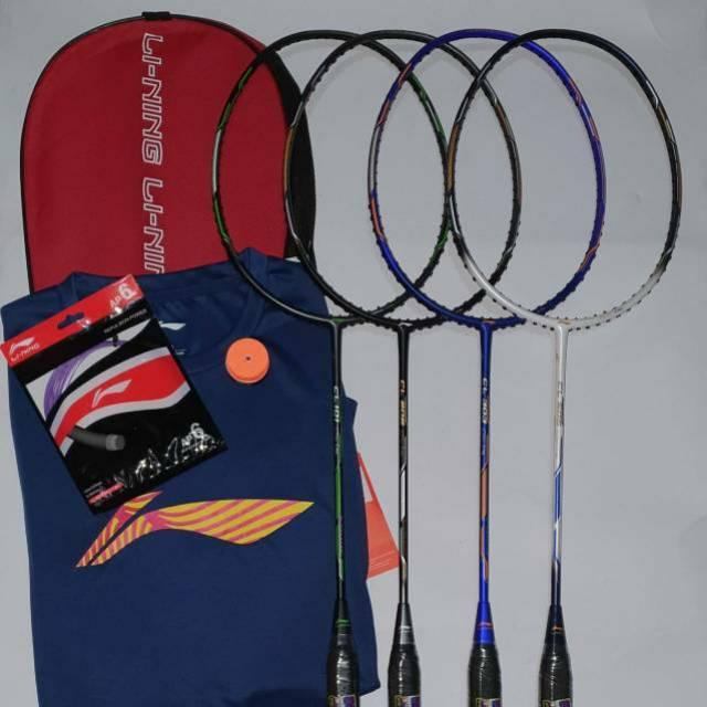 Chen Long Lining Badminton Racket CL 101 202 303 505 ...