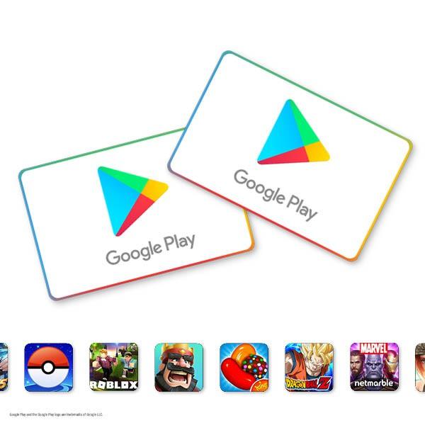 Google Play Gift Code SGD200 (PLUS 10 tinder SUPER LIKES