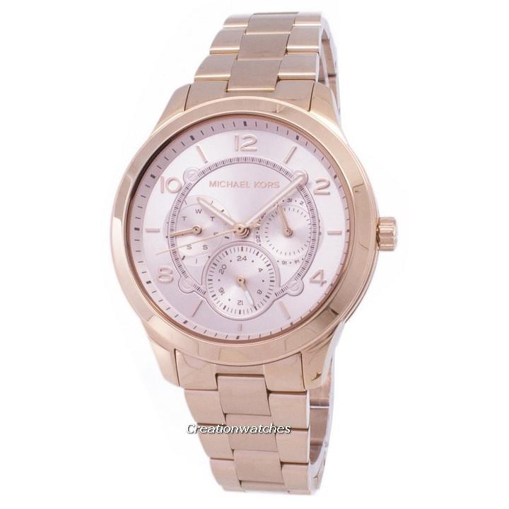 7c4c12c92624 Michael Kors Bradshaw Chronograph Two-Tone MK5976 Women s Watch ...