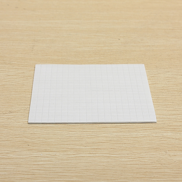 400 Double Sided Foam Pads Permanent 5mm x 5mm Adhesive Craft Stickers
