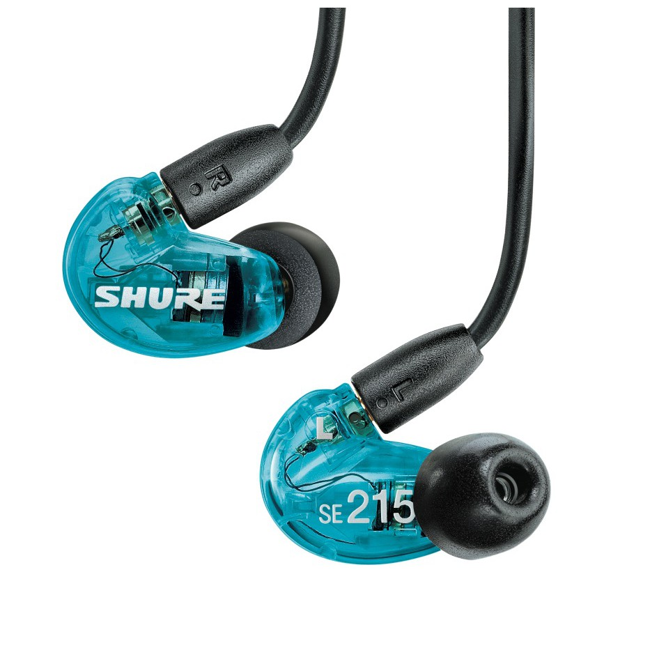 Free Delivery Shure Sound Isolating Earphones Se215 Blue Special Sony In Ear Headphone Mdr Ex9lp White Edition Shopee Singapore
