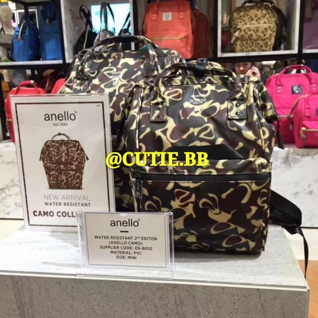 643245a00f0 Limited Edition Anello Bag   Hello Kitty backpack   Shopee Singapore
