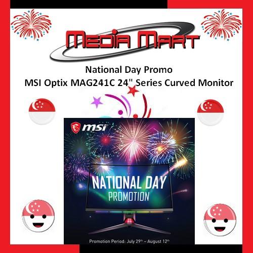 Msi Optix Mag241c Settings