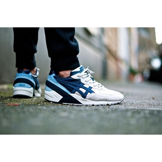 huge selection of 8c385 24f01 Asics Gel Sight Pacific Ocean Off White | Shopee Singapore