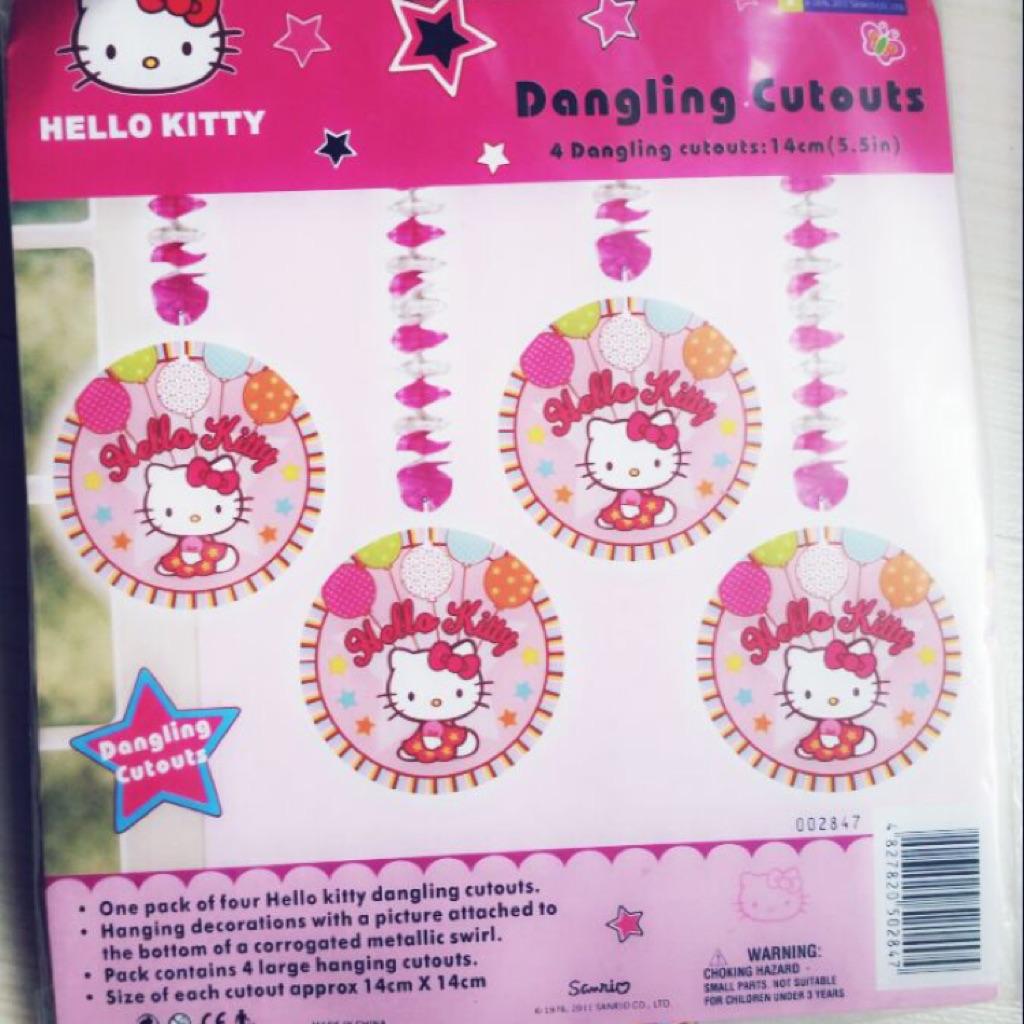 Hello Kitty Dangling Decoration Shopee Singapore