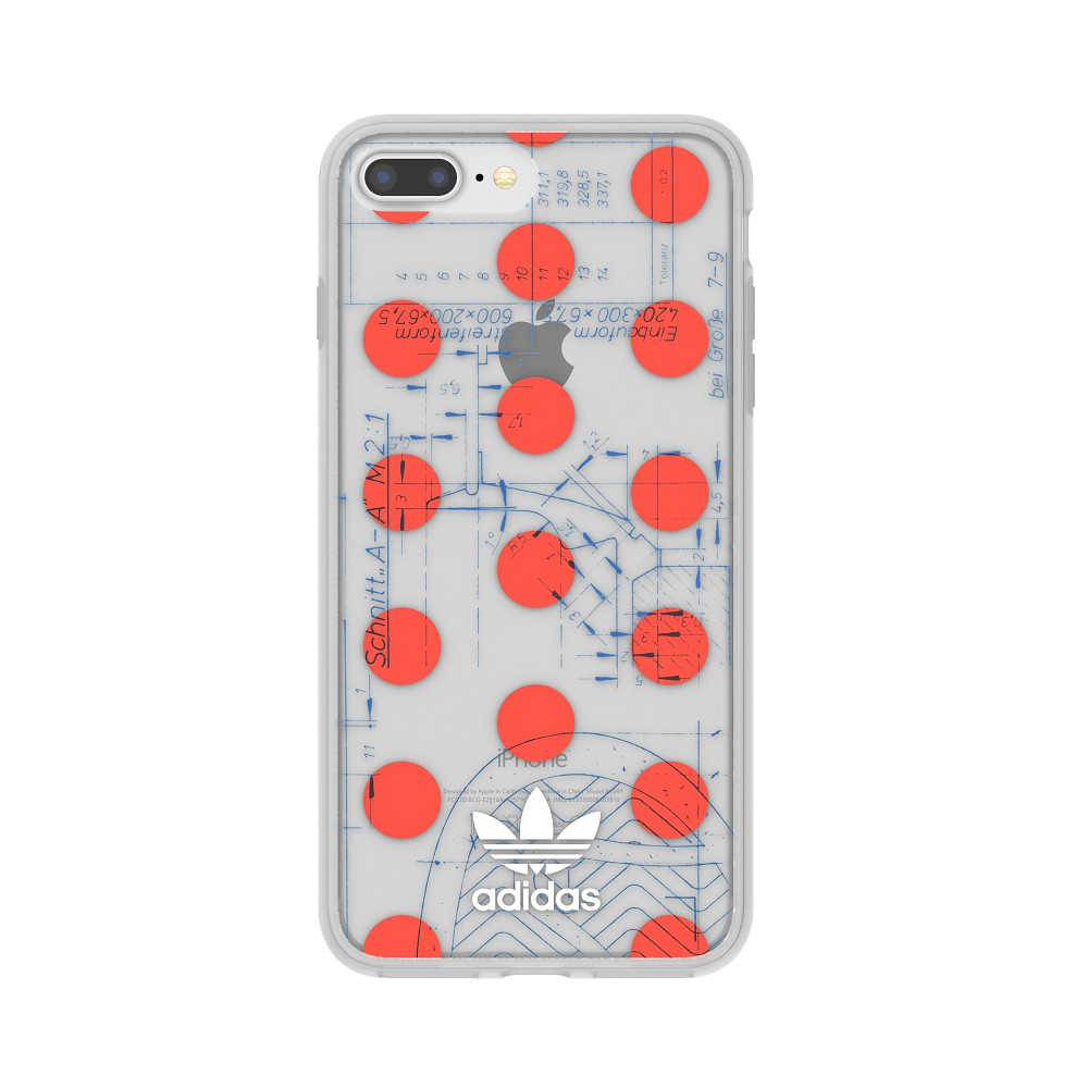 Adidas Originals Iphone 6 6s 7 8 Plus Clear Case Shopee Singapore