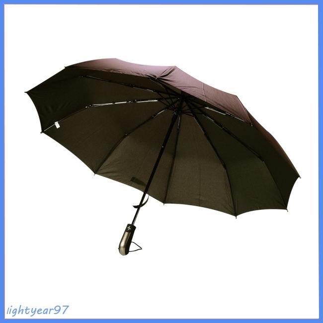 Raines by totes Auto Open Close Umbrella Medium Travel Folding