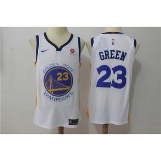 the latest 53e3f e9f97 Nike version - 18 season NBA jerseys Warriors 23 rd Draymond ...