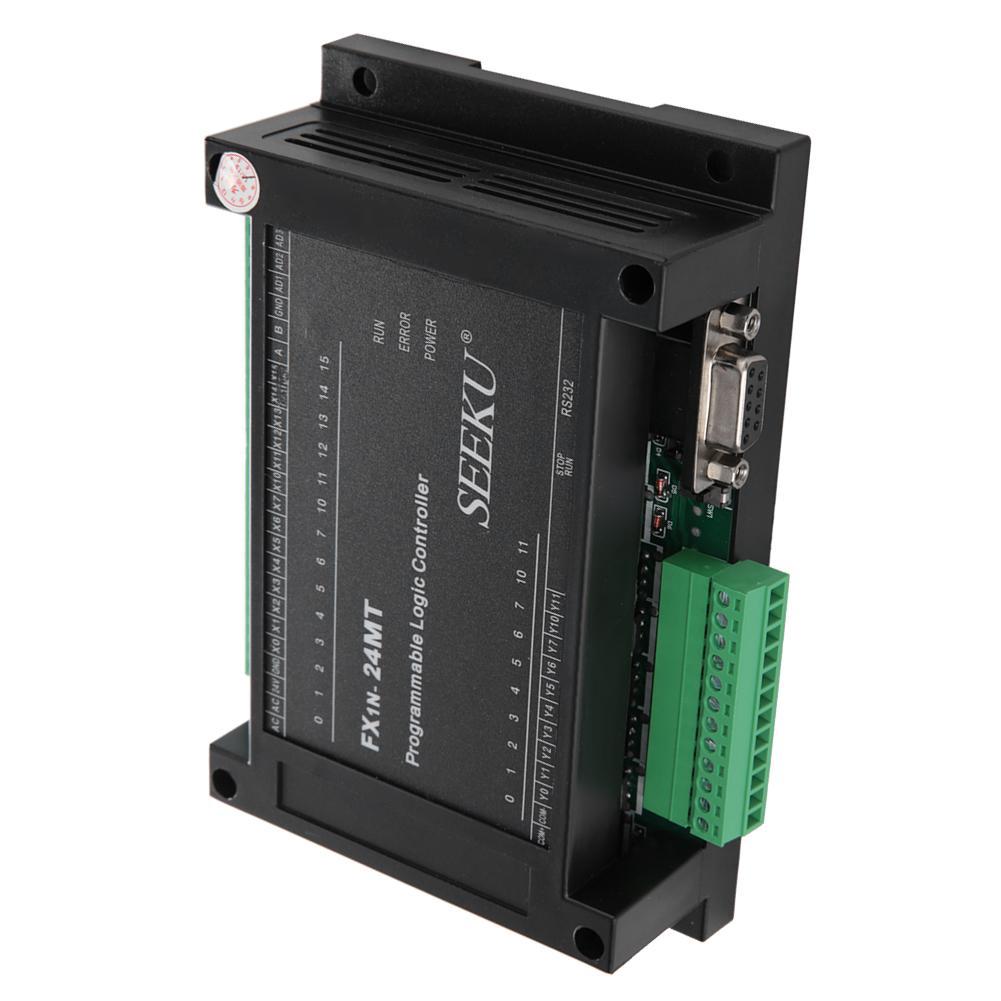 Input Industrial Board 1A Output 24V FX1N-24MT Control 10 14