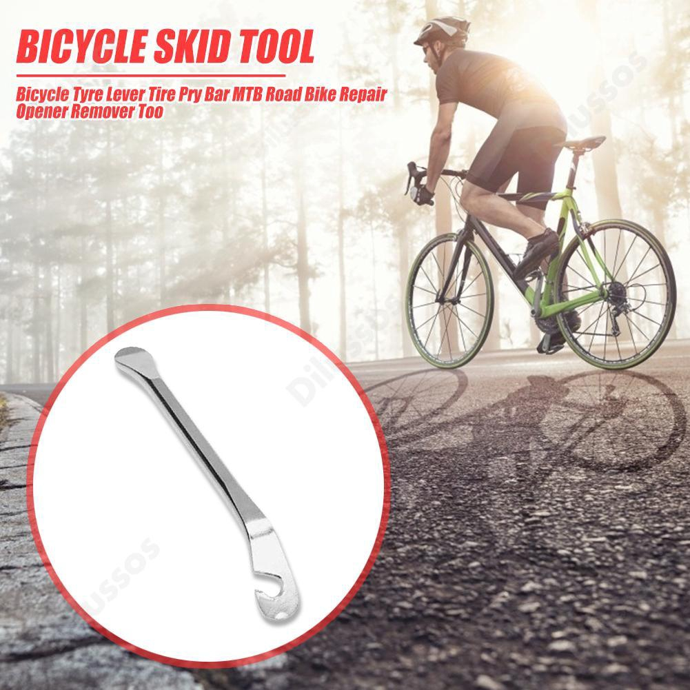 3 x Cycling Bike Bicycle Metal Pry Bar Stick Tire Tyre Lever Opener Repair Tool