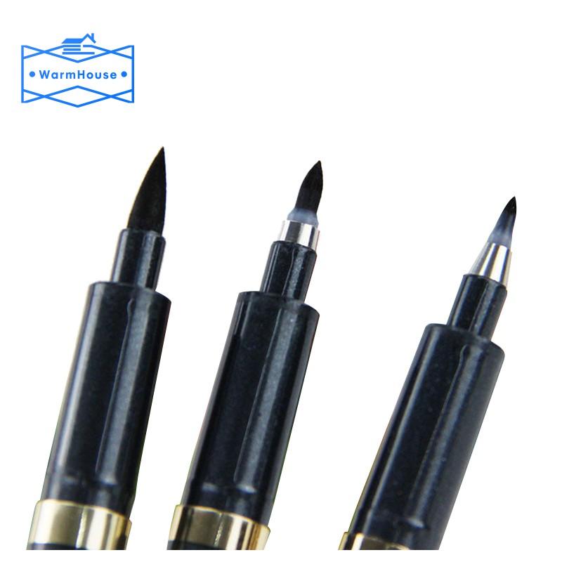 2pcs 0.38mm Cartoon dolphin shape gel pens office stationery school supplies LU