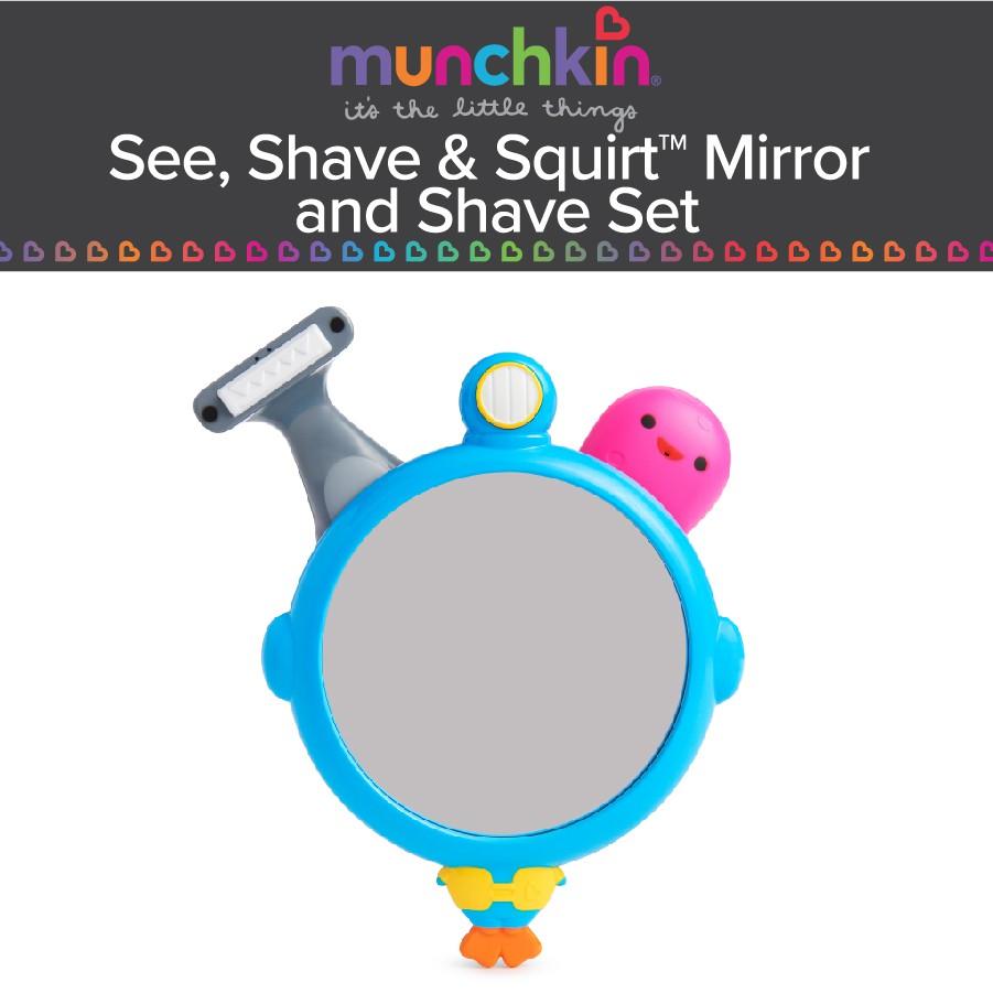 Munchkin S/ée//Squirt Ensemble Miroir