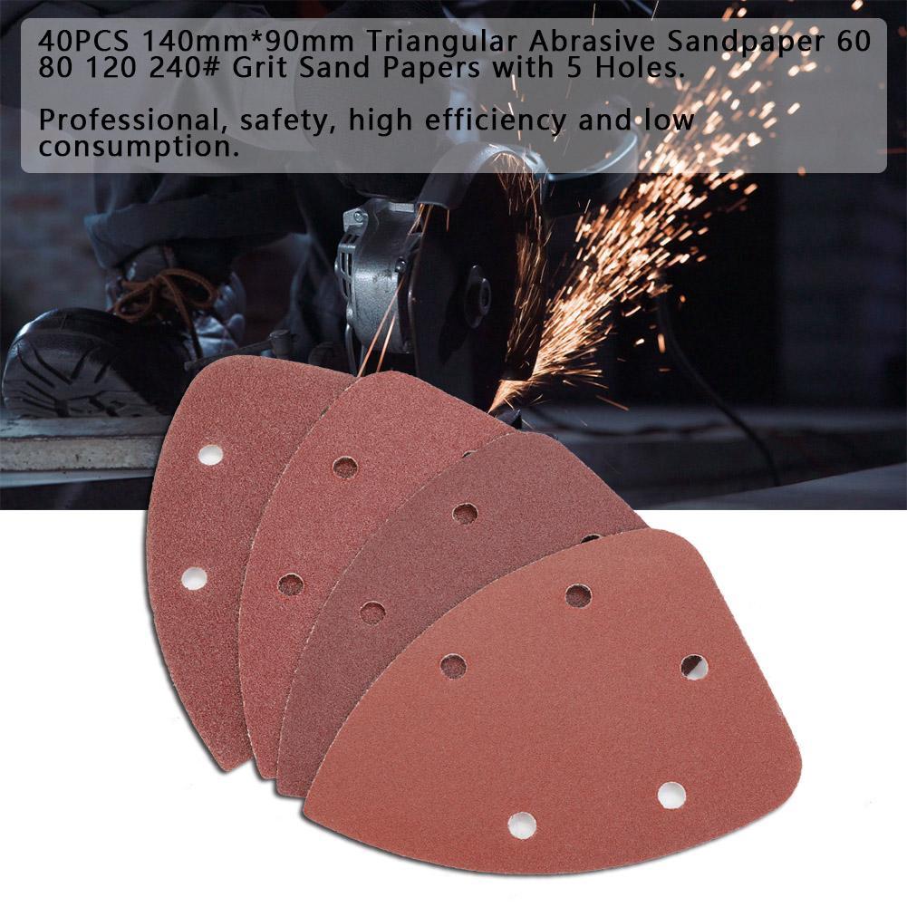 Adaptable Aluminum Oxide Fine 40-120 Grit Sanding Belt Sandpaper Sander Abrasive Strap Pro Tools