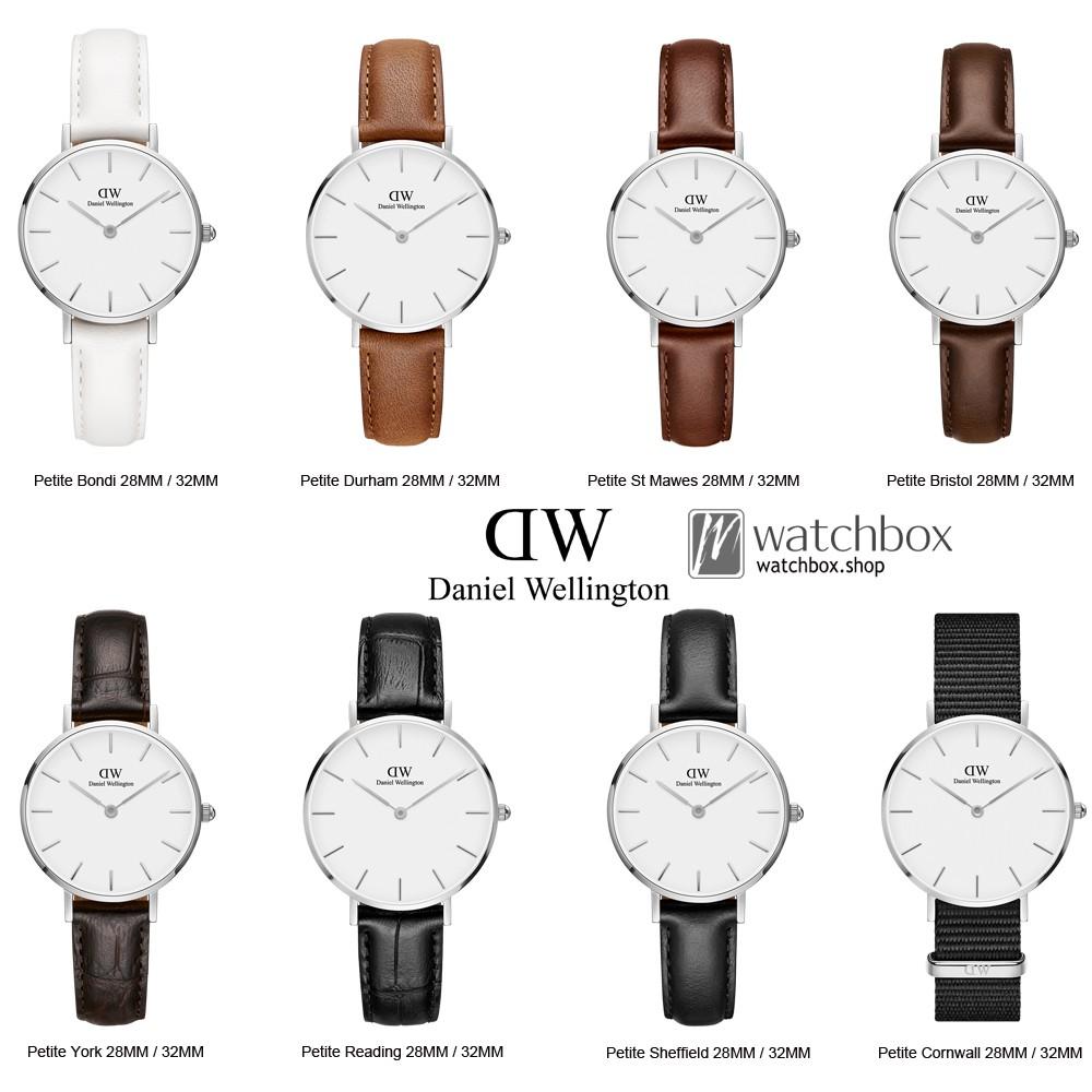 c405707f3979 Original Daniel Wellington DW Classic Petite Steel Women Watch 28MM 32MM