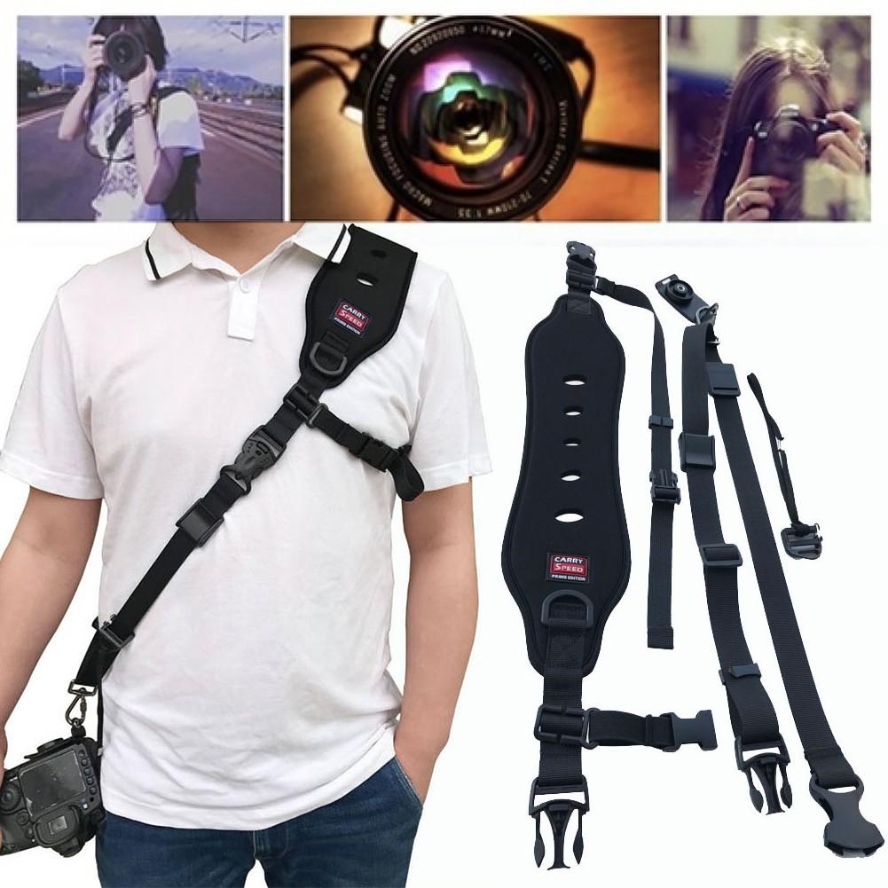 Cameras & Photo Adjustable Nylon Binocular Strap Harness Decompress Camera Strap Holder Sg Binoculars & Telescopes