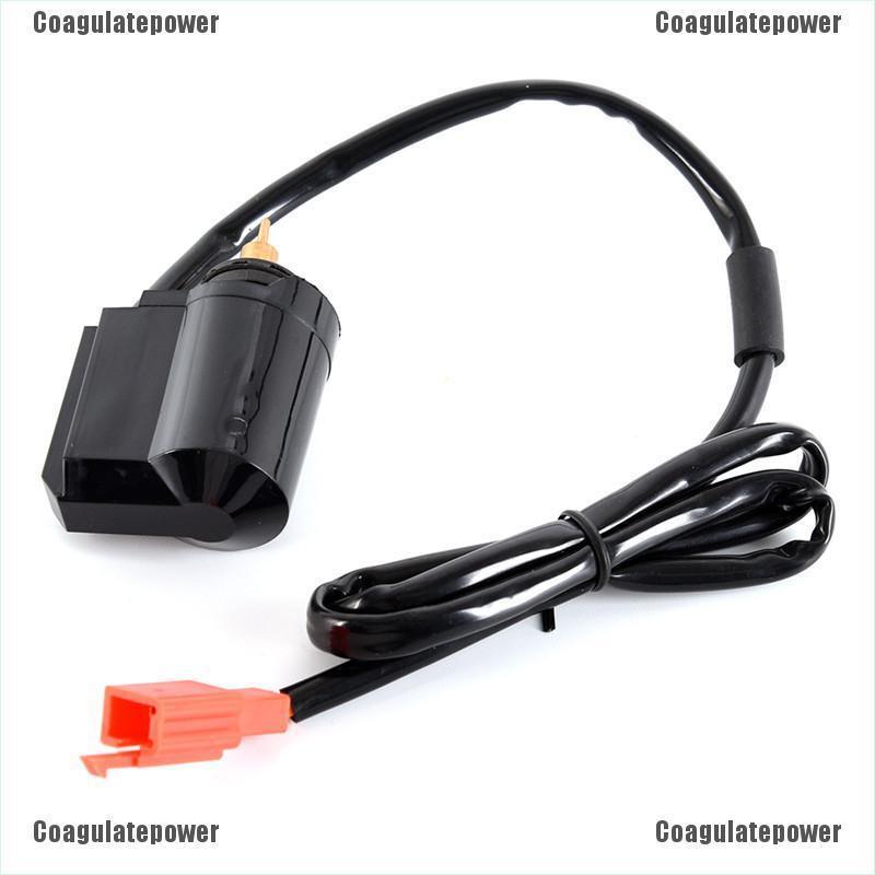 GY6 ELECTRIC CHOKE 125//150CC W//2-WIRE PLUG