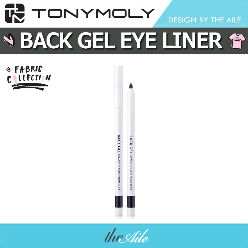 Gel Miracle Fit Super Proof Liner by TONYMOLY #12