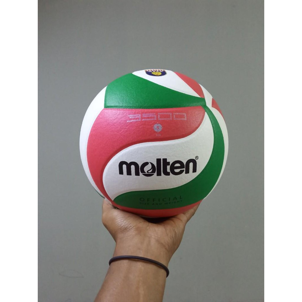 Molten V5m 3500 Volleyball Shopee Singapore
