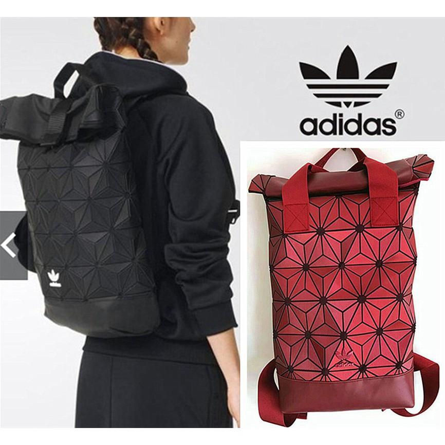Adidas Originals 3D ROLL TOP BACKPACK 2017 (GEN 2) Issey Miyake   Shopee  Singapore e09ddd5bc4