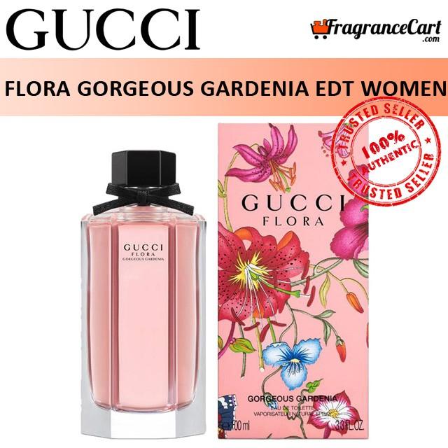 Gucci Flora Perfume 100ml