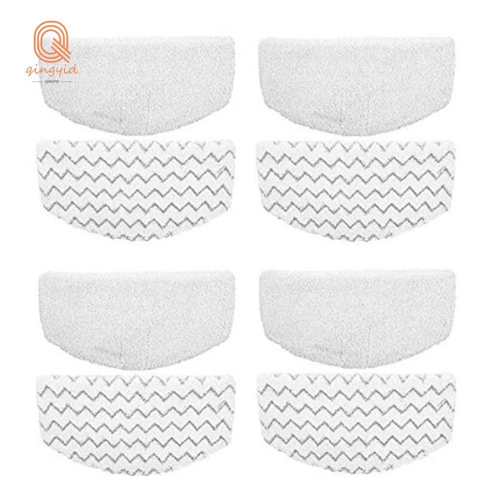 Mop Pads 3 PCS Steam Replacement For Bissell Powerfresh 1940 1440 1544-Series