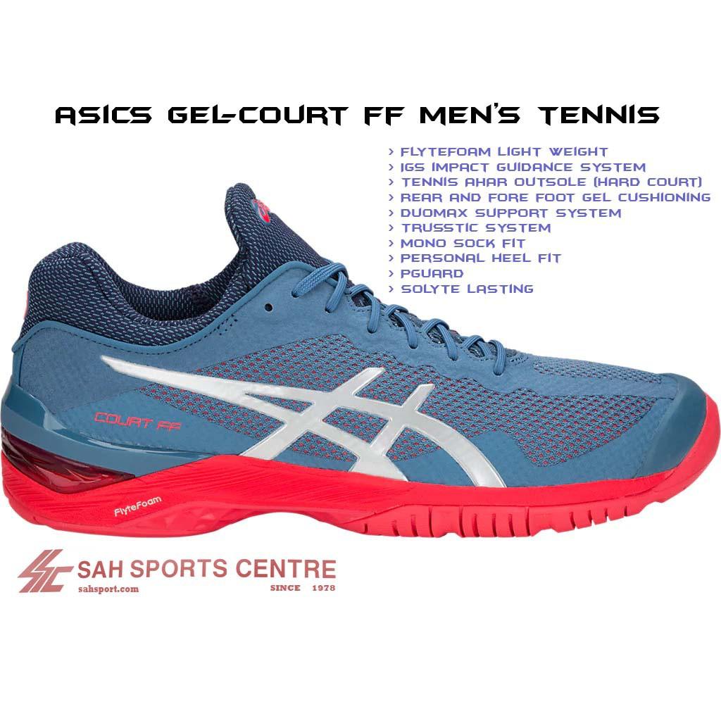 Asics Court FF Men's Tennis E700N 400