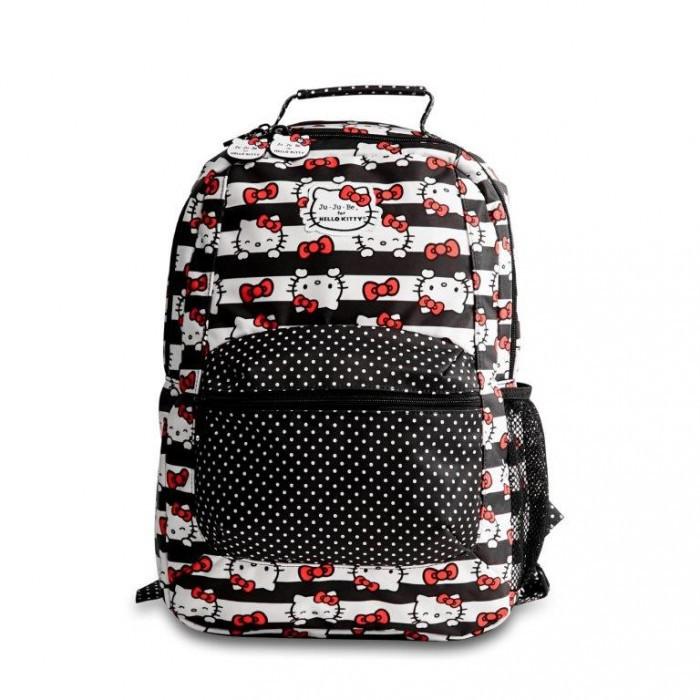 fa0b1d41cc5b Jujube Sanrio Be Packed - Hello Kitty Dots   Stripes