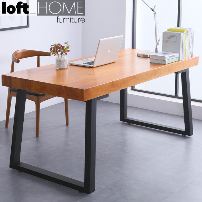 Study Table Desk - Customized Solid pine wood study table ...