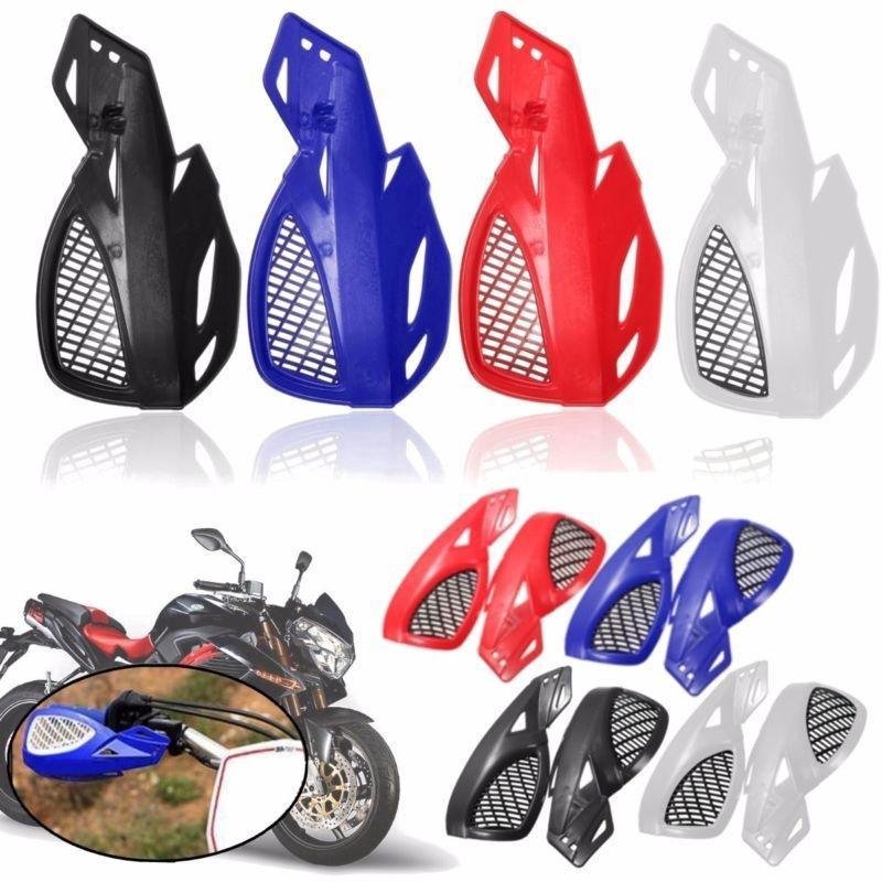 7Color Dirt Bike ATV MX Motocross Motorcycle Hand Guards Handguards W//Mount Kit