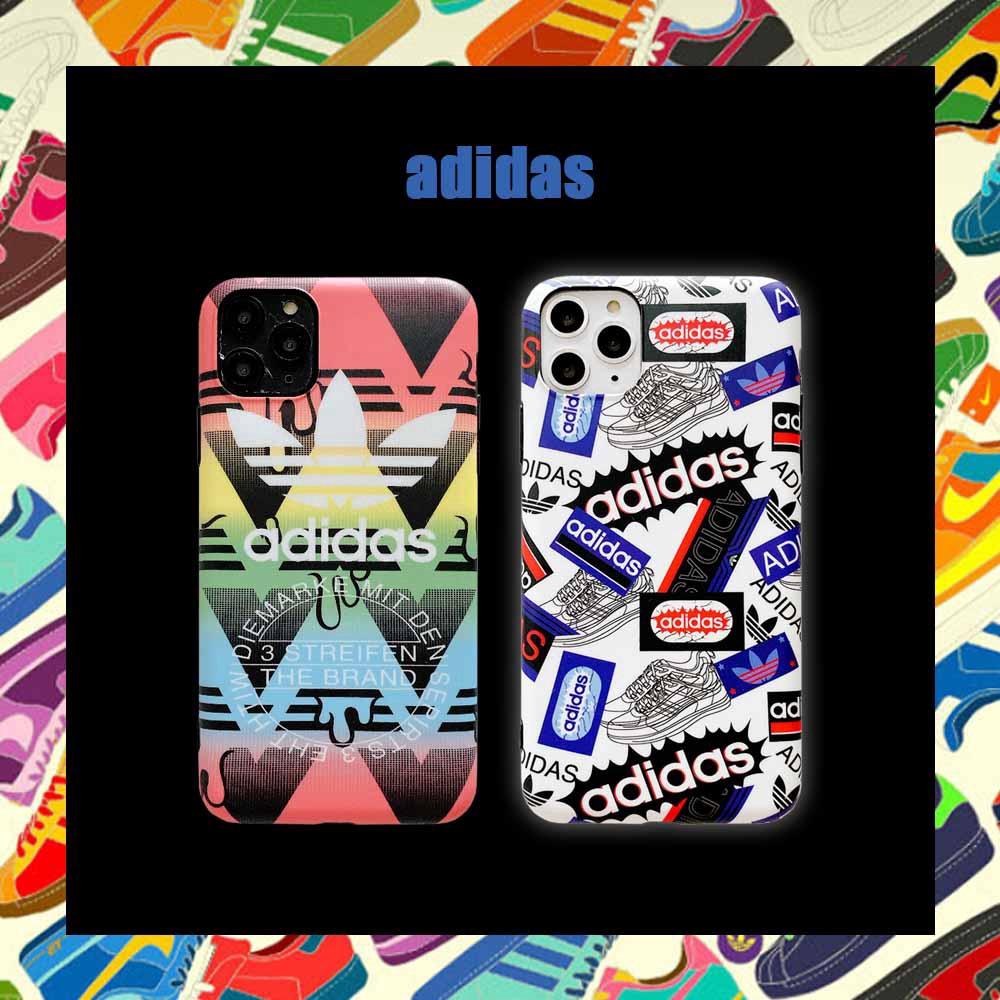 Case Iphone 6 6s 7 8 11 Pro X Xs Max Xr Plus Adidas Matte Casing