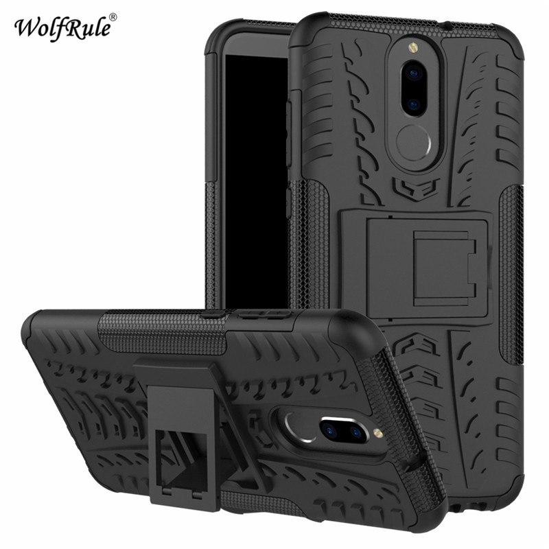 Huawei Mate 10 Lite /Maimang 6 / Nova 2i case Hard Silicone Phone cover Casing