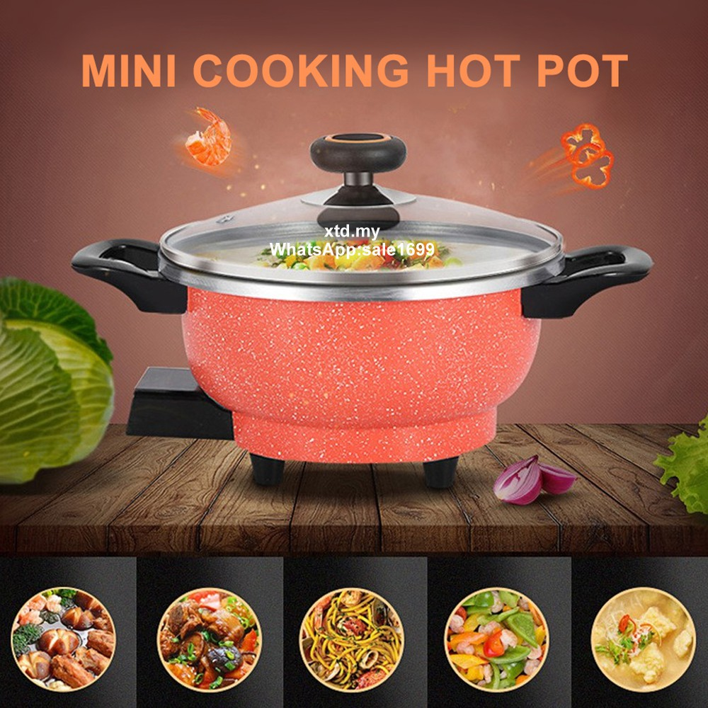 Multi-Use Electric Digital 6 Quart Pressure Cooker, 7 Programmable Cooking Modes | Shopee Singapore
