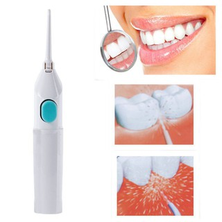 Cordless Electric Dental Water Flosser Portable Rotatable Jet Pick Teeth  Cleaner