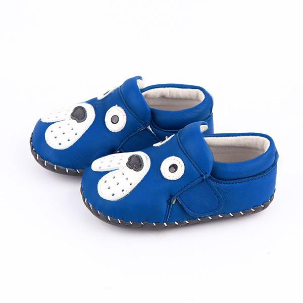 Freycoo - Navy Bonnie Infant Shoes