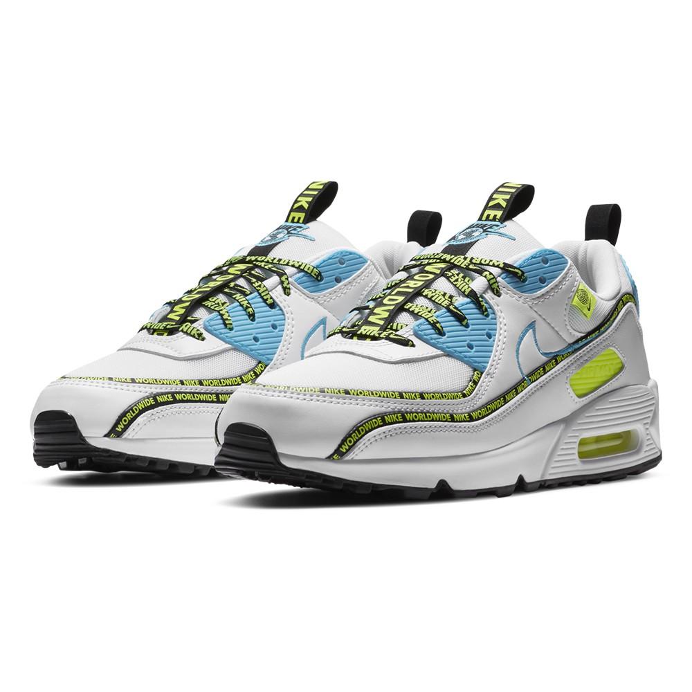 frío delincuencia Prima  Nike Air Max 90 Se 2 Men Retro Casual Sports Cz 6419100 Feel 9 S   Shopee  Singapore