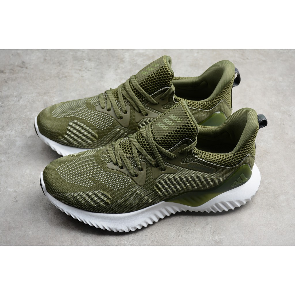 82d8daf11 Adidas AlphaBounce HPC AMS 3M Men Sport Shoes Running Sneakers AC8274  Discount