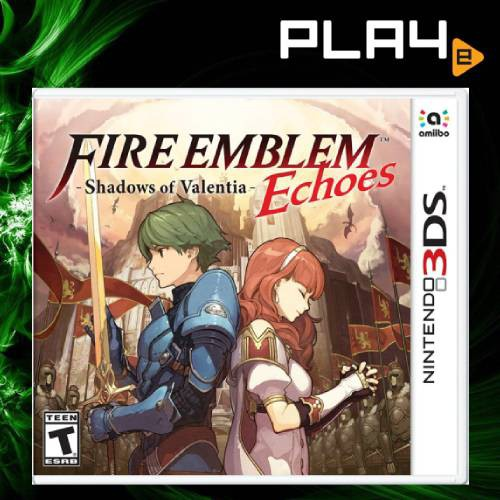 3DS Fire Emblem Echoes : Shadow Of Valentia