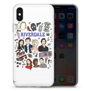 iphone 7 plus riverdale hülle