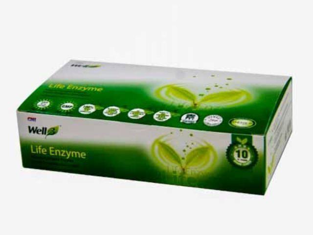 CNI Well3 Life Enzyme 生命酵素 15 sachets