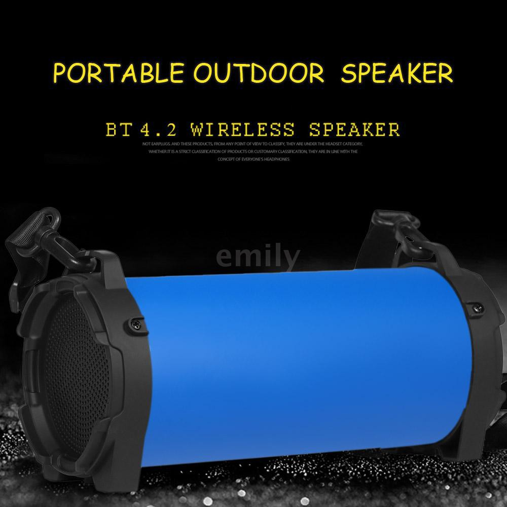 Portable Speakers Bts-630 Wireless Bluetooth Speaker Transparent 5w Stereo Subwoofer W/ Colorful Led Lights Mic Support Line-in Tf Music Play Tws